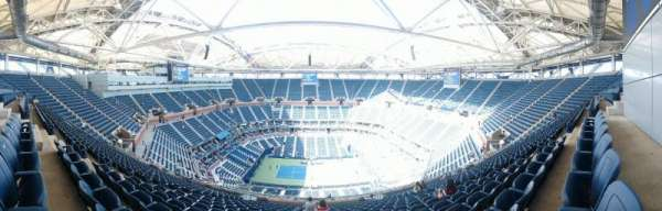 Arthur Ashe Stadium, section: 311, row: S, seat: 10