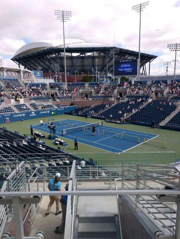 Billie Jean King National Tennis Center, Grandstand, section: O