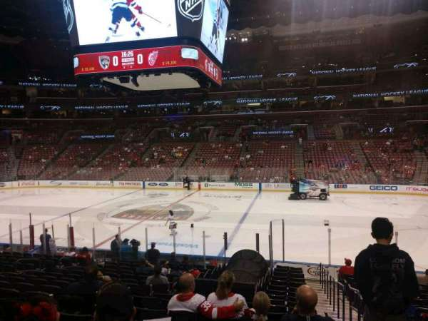BB&T Center, section: 134, row: 17, seat: 1