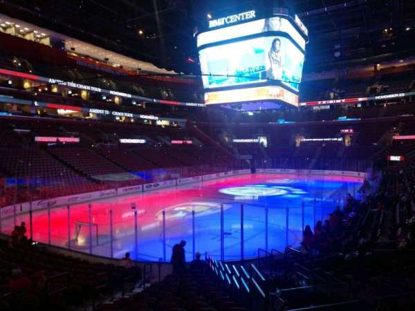 BB&T Center, section: 107, row: 16, seat: 10