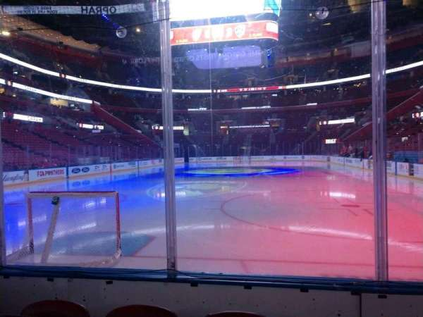 BB&T Center, section: 108, row: 3, seat: 9