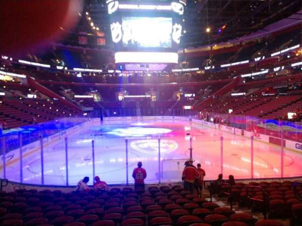 BB&T Center, section: 111, row: 13, seat: 5