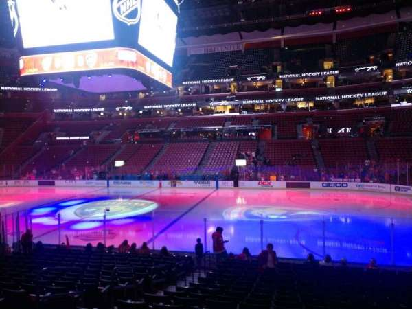 BB&T Center, section: 116, row: 16, seat: 10
