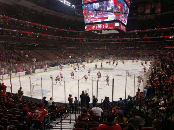 BB&T Center, section: 124, row: 14, seat: 12