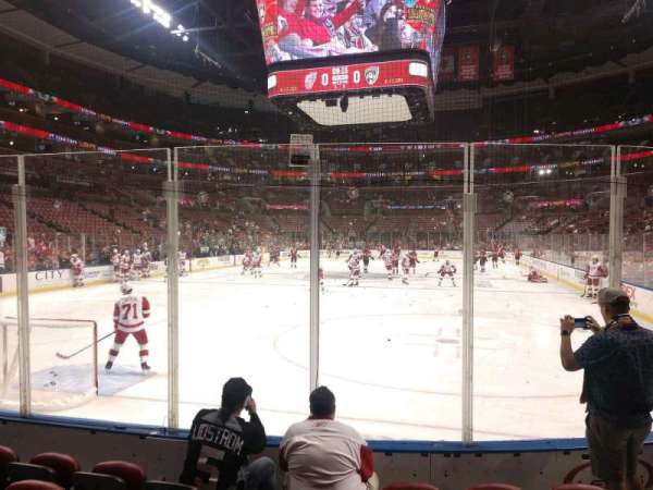 BB&T Center, section: 125, row: 5, seat: 5