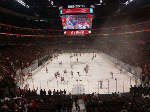 BB&T Center, section: 127, row: 20, seat: 11