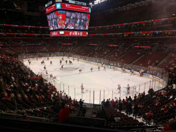 BB&T Center, section: 129, row: 22, seat: 11
