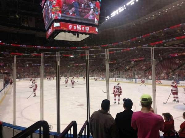 BB&T Center, section: 129, row: 5, seat: 3