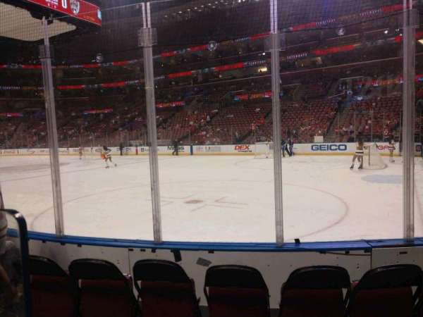 BB&T Center, section: 131, row: 4, seat: 5