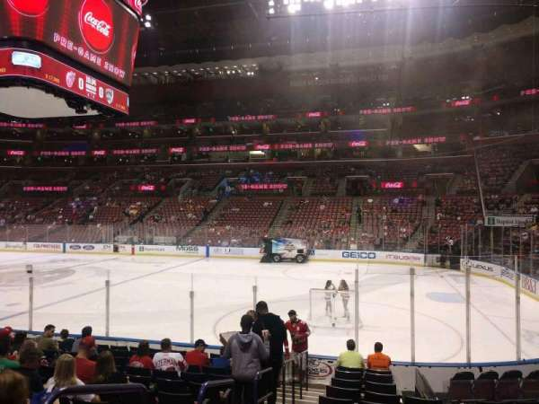 BB&T Center, section: 132, row: 12, seat: 11