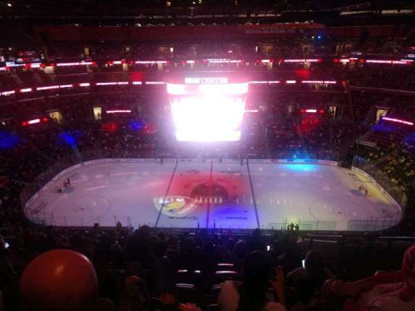 BB&T Center, section: 301, row: 13, seat: 6