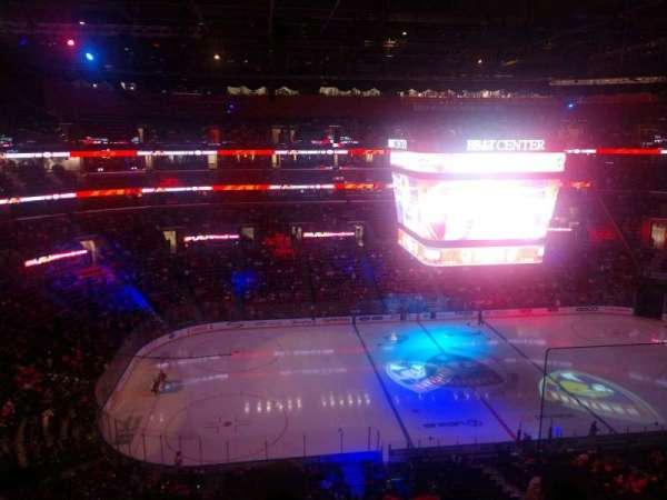 BB&T Center, section: 303, row: 3, seat: 4