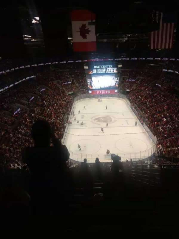 BB&T Center, section: 310, row: 12, seat: 8