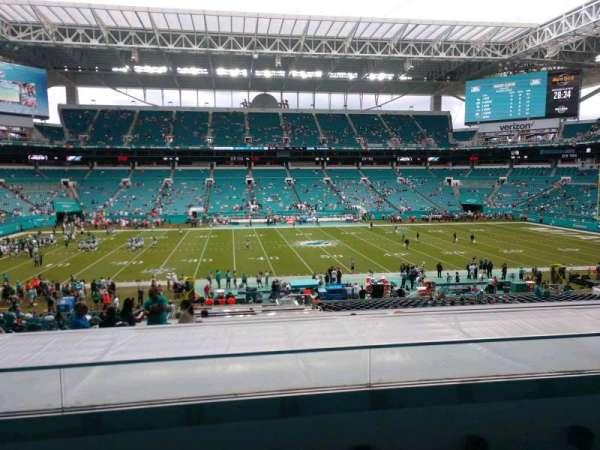 Hard Rock Stadium, section: 247, row: 10, seat: 14