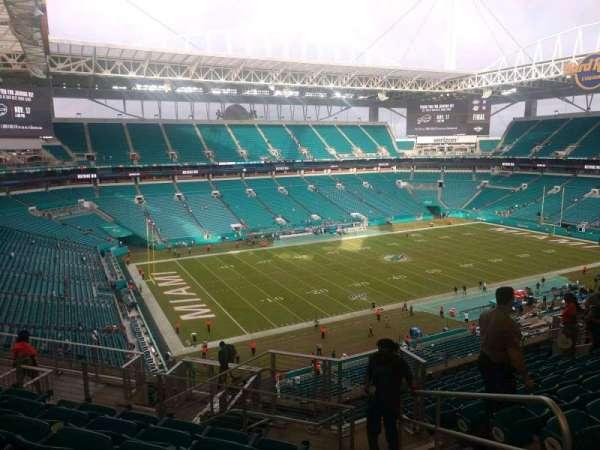 Hard Rock Stadium, section: 352, row: 12, seat: 2