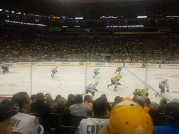 PPG Paints Arena, section: 113, row: G, seat: 10