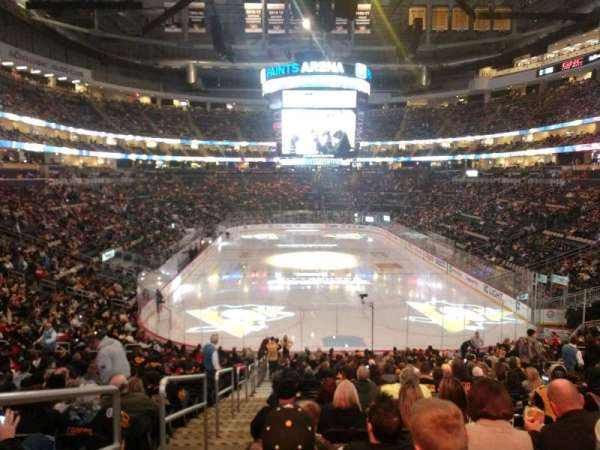 PPG Paints Arena, section: 118, row: AA, seat: 14
