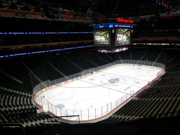 Xcel Energy Center, section: C32, row: 6, seat: 2
