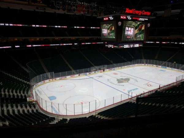 Xcel Energy Center, section: C31, row: 3, seat: 3