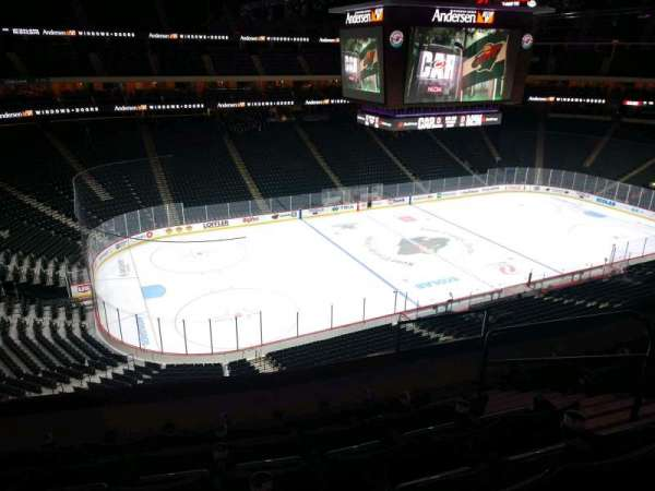 Xcel Energy Center, section: C30, row: 6, seat: 5