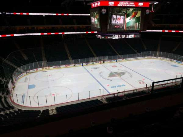 Xcel Energy Center, section: C29, row: 4, seat: 6