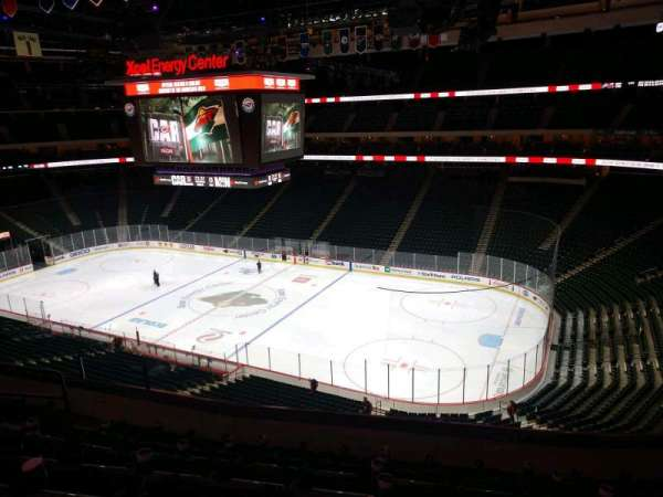 Xcel Energy Center, section: C22, row: 7, seat: 7