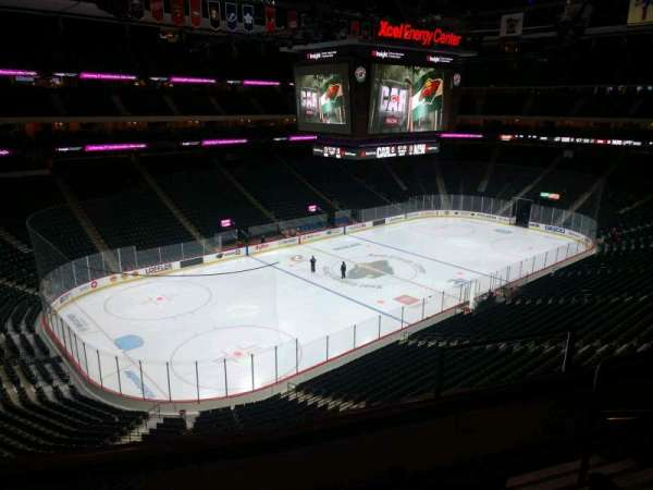 Xcel Energy Center, section: C11, row: 4, seat: 4