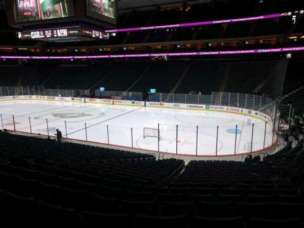 Xcel Energy Center, section: 101, row: 21, seat: 7