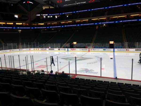 Xcel Energy Center, section: 103, row: 12, seat: 7