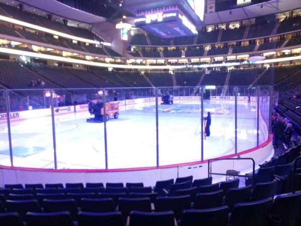 Xcel Energy Center, section: 108, row: 8, seat: 7