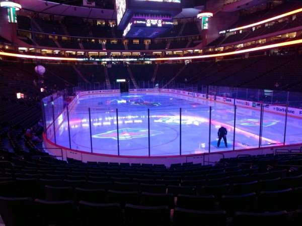 Xcel Energy Center, section: 111, row: 13, seat: 9