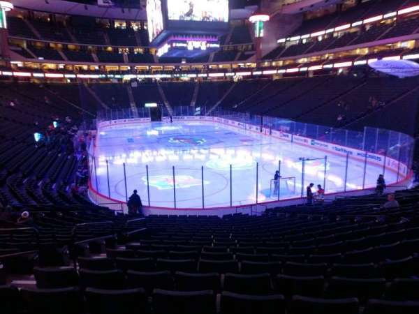 Xcel Energy Center, section: 111, row: 20, seat: 14