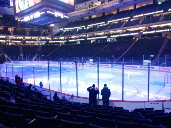 Xcel Energy Center, section: 113, row: 10, seat: 9