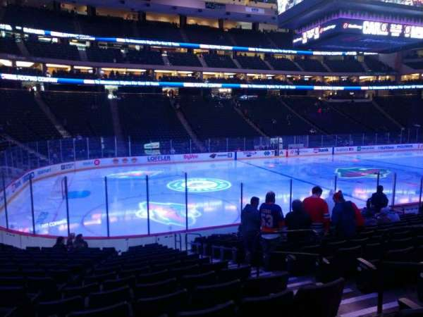 Xcel Energy Center, section: 119, row: 15, seat: 4