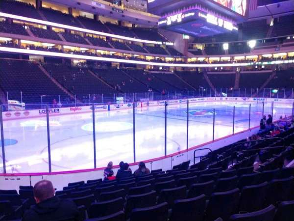 Xcel Energy Center, section: 120, row: 10, seat: 3