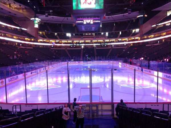 Xcel Energy Center, section: 123, row: 11, seat: 8