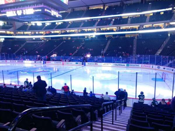 Xcel Energy Center, section: 101, row: 15, seat: 14