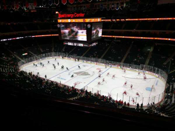 Xcel Energy Center, section: 216, row: 2, seat: 18