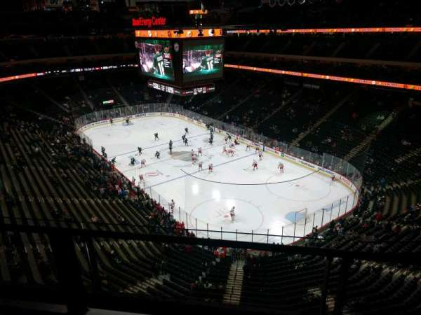 Xcel Energy Center, section: 215, row: 2, seat: 5