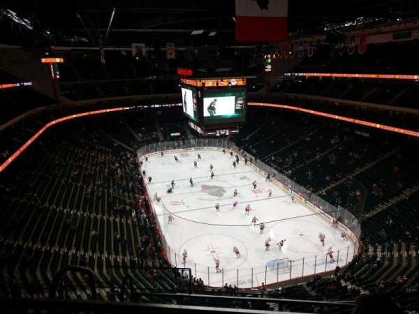 Xcel Energy Center, section: 213, row: 4, seat: 16