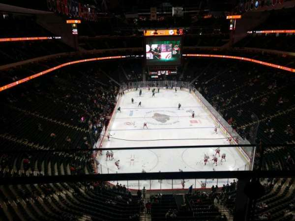 Xcel Energy Center, section: 212, row: 1, seat: 7