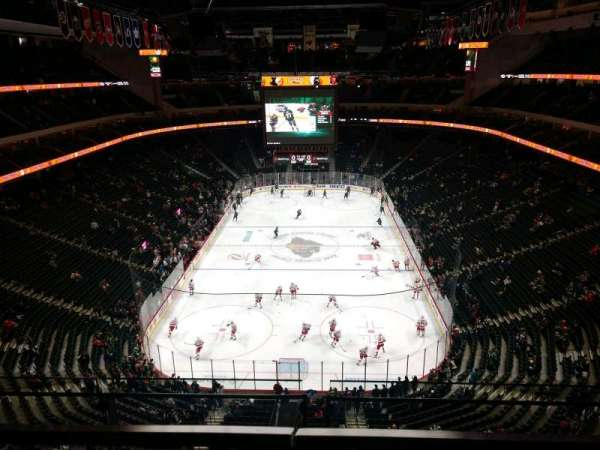 Xcel Energy Center, section: 211, row: 2, seat: 13