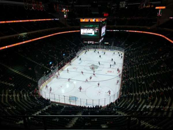 Xcel Energy Center, section: 210, row: 3, seat: 10