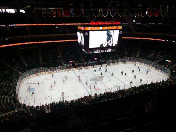 Xcel Energy Center, section: 209, row: 7, seat: 12