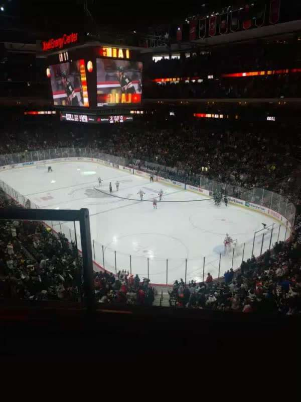 Xcel Energy Center, section: C39, row: 2, seat: 13
