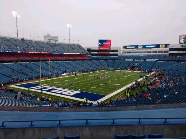Buffalo Bills Stadium, section: 241, row: 7, seat: 15