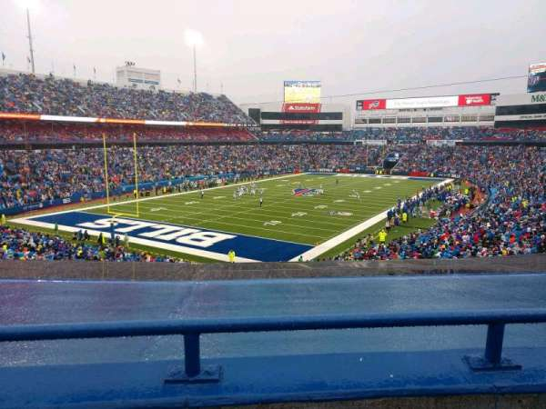 Buffalo Bills Stadium, section: 241, row: 2, seat: 16