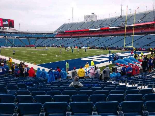 Highmark Stadium, section: 126, row: 16, seat: 7