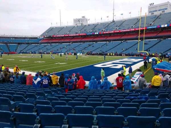Buffalo Bills Stadium, section: 127, row: 14, seat: 6