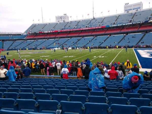 Highmark Stadium, section: 130, row: 13, seat: 10